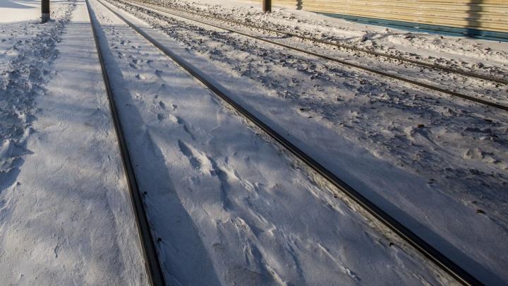 На станции в Новосибирской области сошли с рельсов 4 вагона