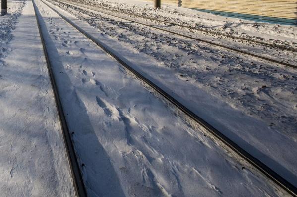 Происшествие случилось сегодня утром на станции Карасук