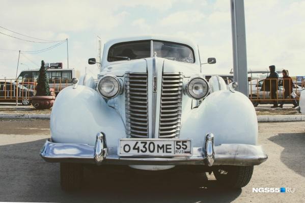 У машины, которой исполнилось 82 года, не может быть неинтересной истории. Этот Buick Series 40 Model, например, нашли на огороде