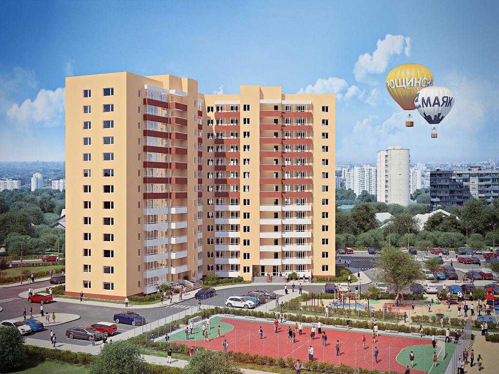 Доступного жилья станет больше: на Уктусе построят ещё один дом с недорогими квартирами