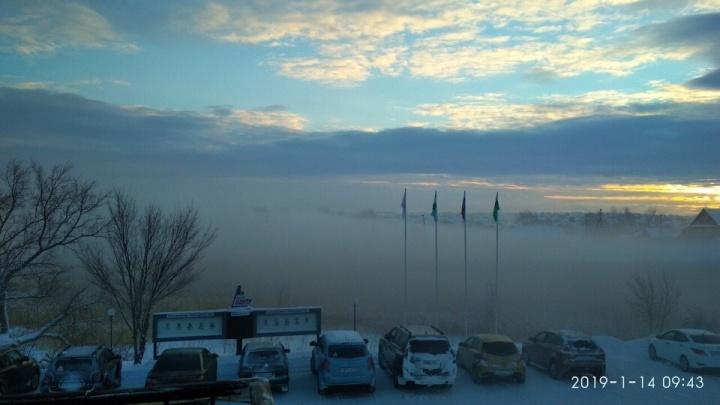 «Чистейшая серная кислота»: замеры воздуха в Сибае показали превышение ПДК диоксида серы в 12,4 раза