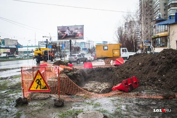 Воду в центре города отключат из-за ремонта водопровода