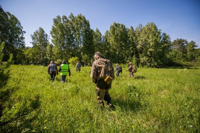 Несколько десятков новосибирцев отправятся в Инюшенский бор на поиски Алексея Прокопенко