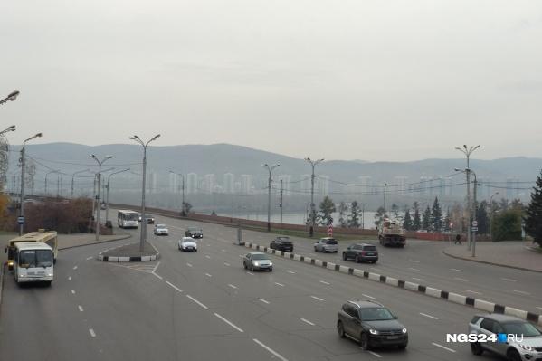 Дымка в городе в режим НМУ первой степени опасности