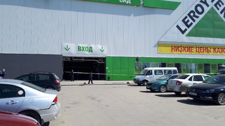 В полиции объяснили, почему эвакуировали людей из челябинского ТРК «Алмаз»