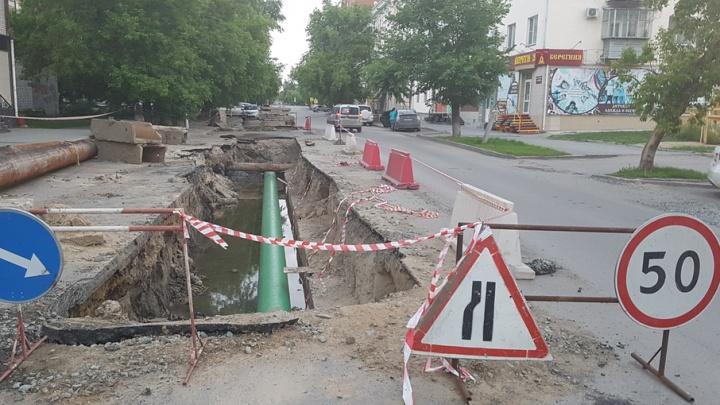 Для ремонта Арбинских очистных сооружений Курган оставят без воды