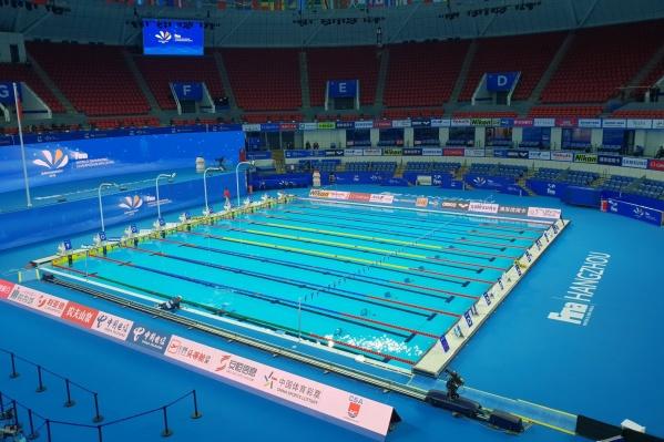 Волгоградские пловцы в Китае завоевали по две медали