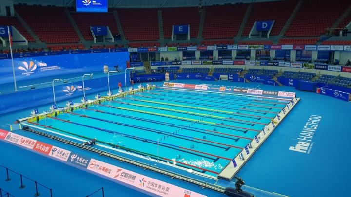 Серебряная молодёжь: волгоградцы завоевали медали чемпионата мира по плаванию