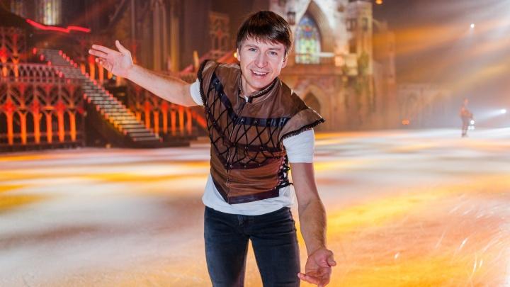 Фигурист Алексей Ягудин: «Пермяки заслуживают современный ледовый дворец»