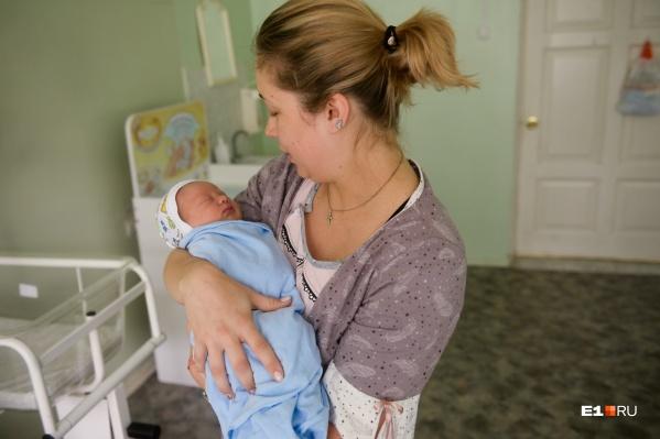За прошедшую неделю в роддоме на Дагестанской приняли 130 родов. На свет появилось 66 мальчиков и 65 девочек