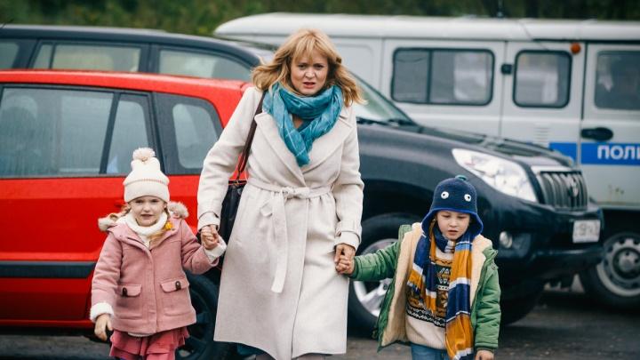 «Сама подошла к режиссёру»: пятилетняя Майя из Ярославской области попала в большое кино