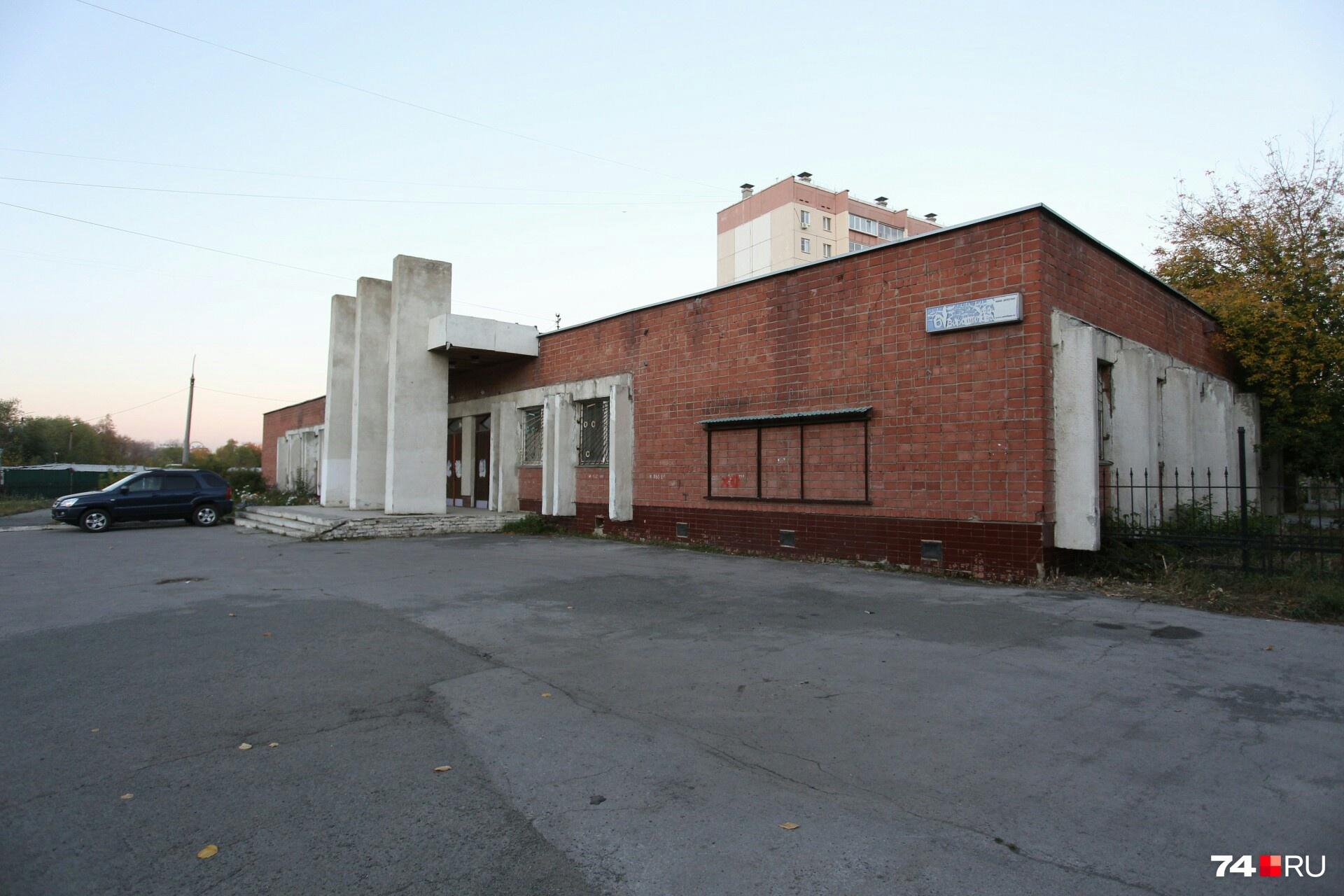 Здание построили в 70-х годах прошлого века, а детская филармония открылась в 1984-ом