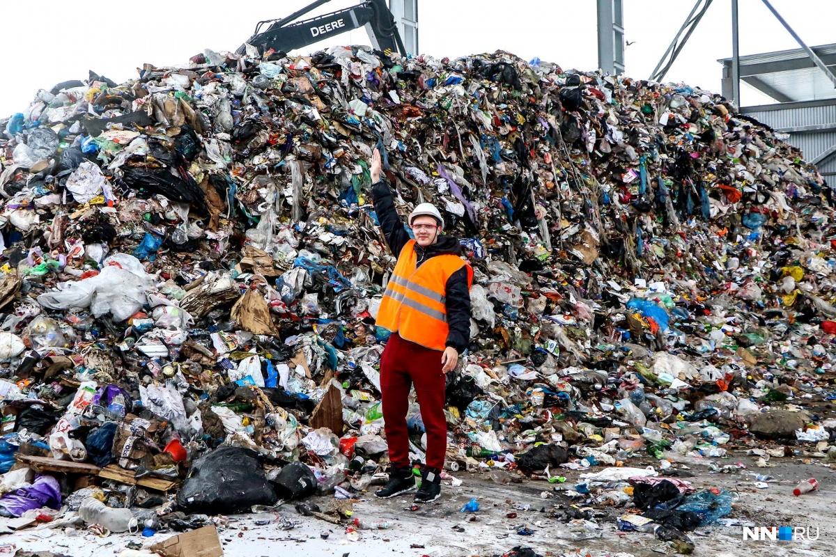 Кучи мусора в Нижегородской области растут, и жители платят все больше за их захоронение. Где выход?