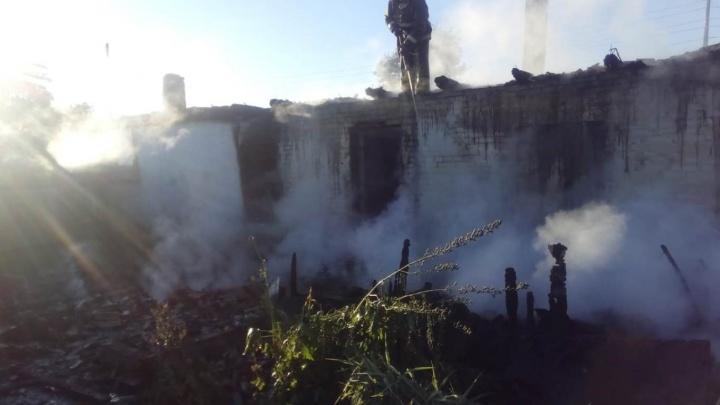 «Очень страшно было»: три ребёнка и их мама сгорели заживо из-за старого холодильника
