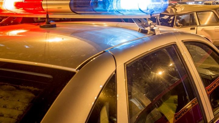 Пешеход попал сразу под две машины и погиб