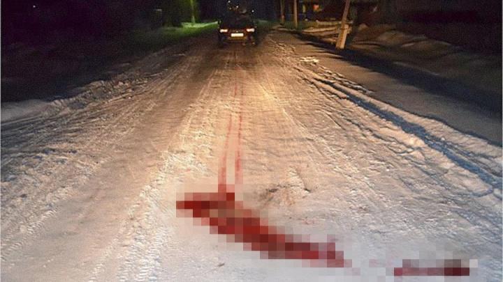 Задавил лежачего: в Башкирии в ДТП погиб пешеход
