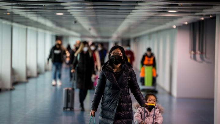 В Кемерове два человека попали в больницу с подозрением на китайский коронавирус