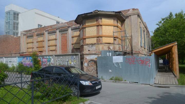 Развалившийся старинный особняк в центре Екатеринбурга превратят во дворец: показываем эскизы