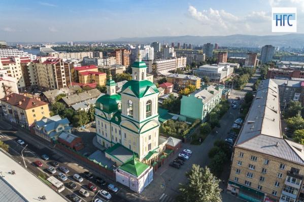 Красноярск пока проигрывает голосование за столицу Сибири в «инстаграме» Варламова