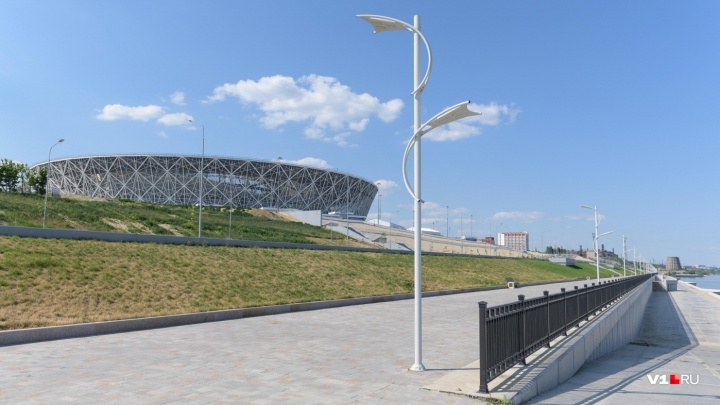 В Волгограде пройдут «Первые спортивные игры на Волге»