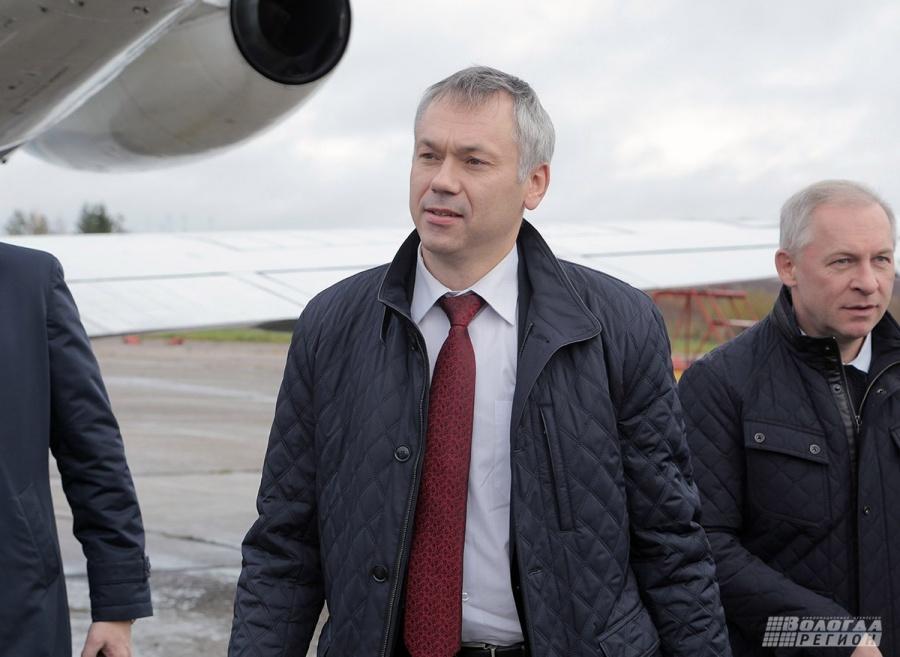 Андрей Травников  Газета quotПремьерquot