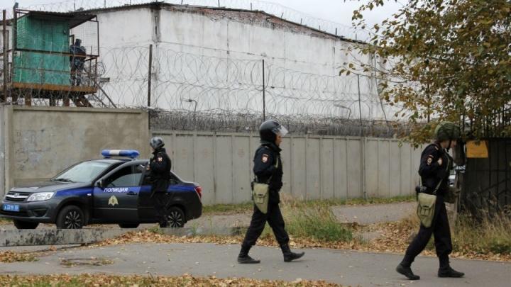 Заключённые устроили бунт в омской колонии