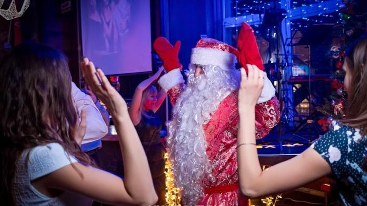 Обновленный бар в центре города в новогоднюю ночь заставит новосибирцев ловить поросенка