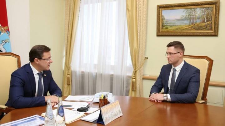 Застройщик Южного города возглавил Минстрой Самарской области