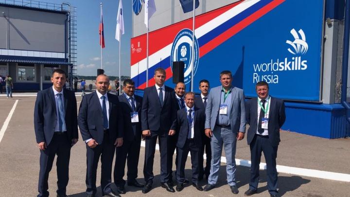 «Самая сплочённая команда»: сибирские энергетики выступили на всероссийском конкурсе