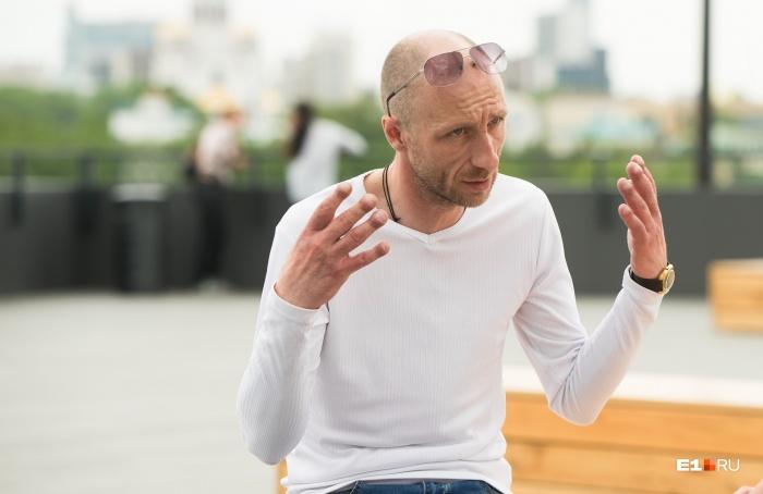 Пётр Головин открыто говорит о своём ВИЧ-статусе