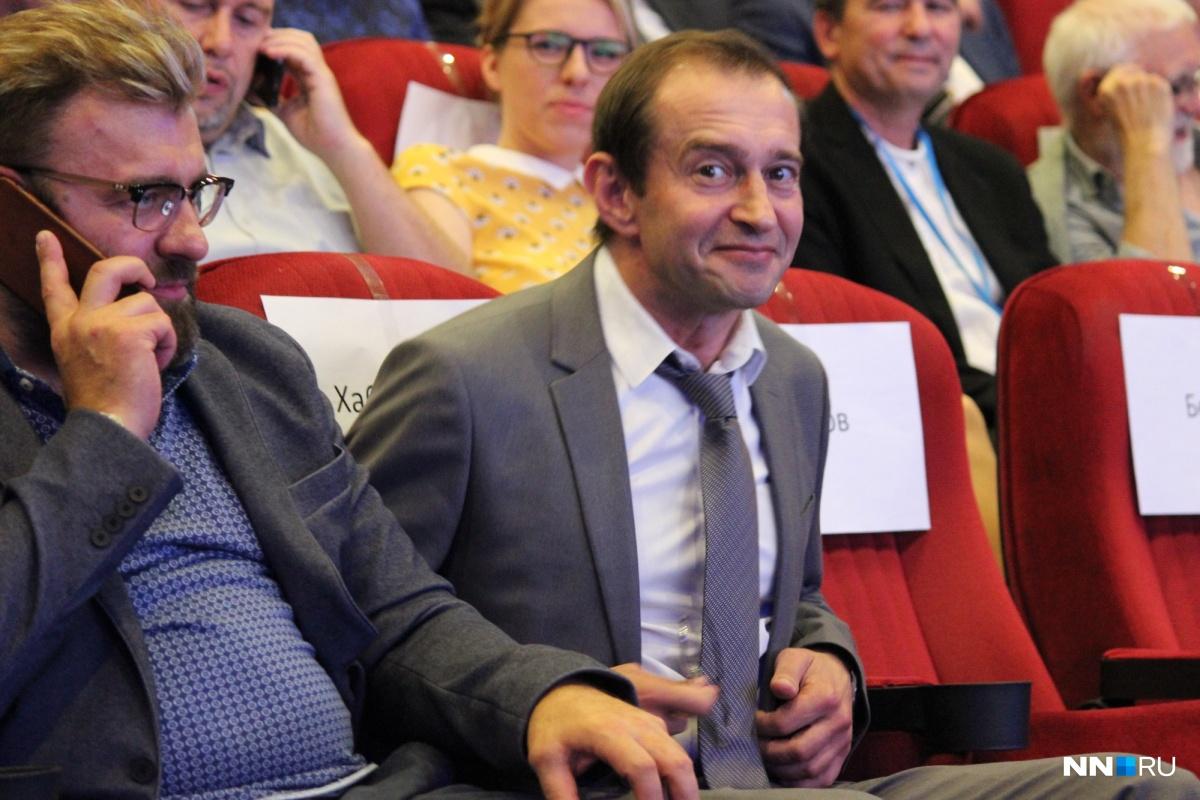 Всероссийский кинофестиваль «Горький fest» открылся вНижнем Новгороде