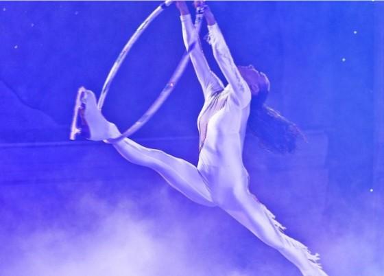 Знаменитая акробатка прилетит из Майами в Екатеринбург, чтобы выступить на новогоднем ледовом шоу