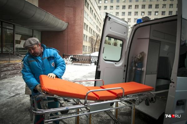 Пострадавших в аварии с маршруткой развезли по трём больницам