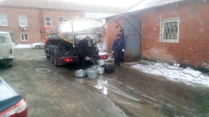 В Камышлове закрыли школы и детские сады, попавшие в зону коммунальной аварии
