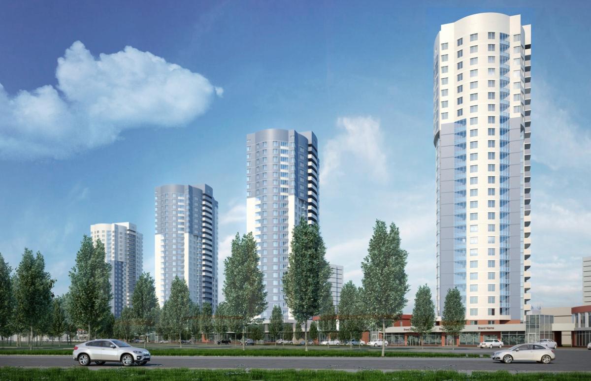 Атомные стройки: в каких районах можно купить квартиру в новом доме дешевле 2 млн рублей