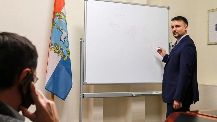 Экс-глава департамента информтехнологий Самарской области ушел в правительство Санкт-Петербурга