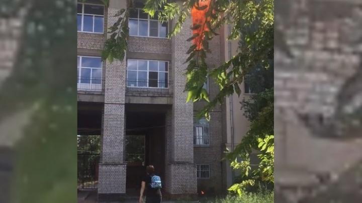 «Говорили, что горит кабинет завкафедрой»: сотрудники аграрного университета рассказали об эвакуации