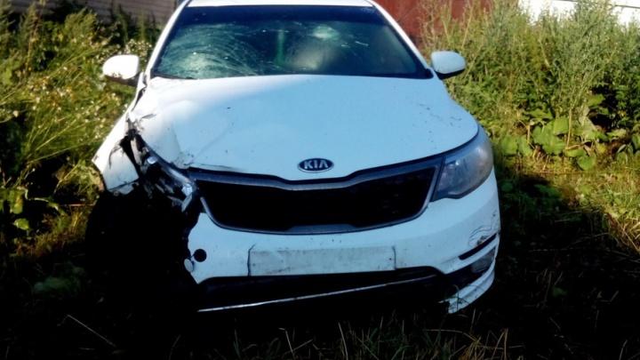 В Башкирии водитель насмерть сбил шестиклассника на обочине дороги