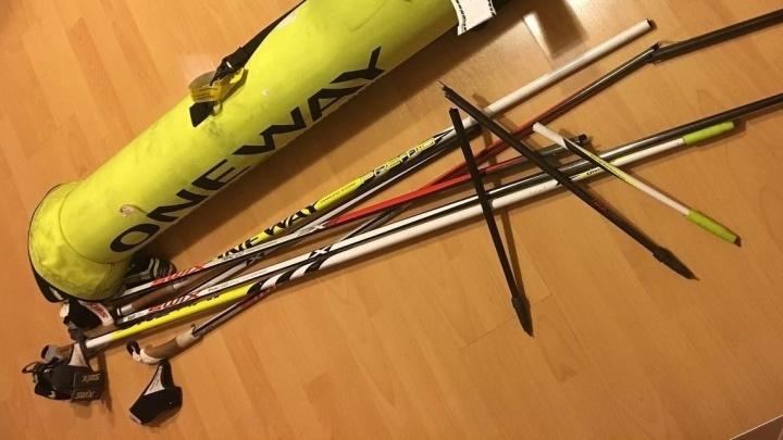 Призёру Олимпийских игр Ивану Алыпову сломали лыжные палки во время авиаперелёта из Германии