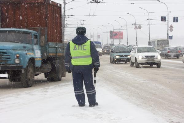 В ГИБДД говорят, что перекрытий в Новосибирске на 8 февраля пока не планируется