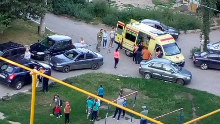 В Ташкентском переулке автомобилист сбил 6-летнего мальчика