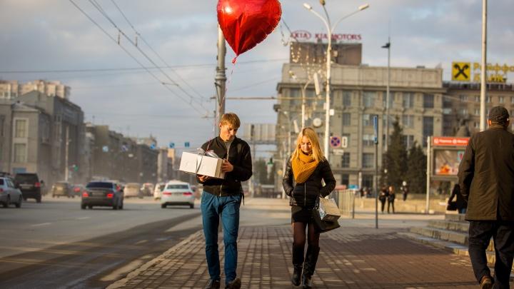 Достаём валенки: в Новосибирск идут лёгкие морозы и мокрый снег