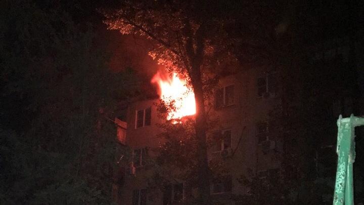 В Ростове за ночь сгорели две квартиры: есть погибшие