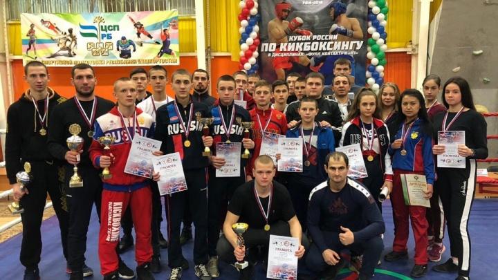 «Могли бы больше»: волгоградские кикбоксёры выиграли 25 медалей на всероссийских турнирах