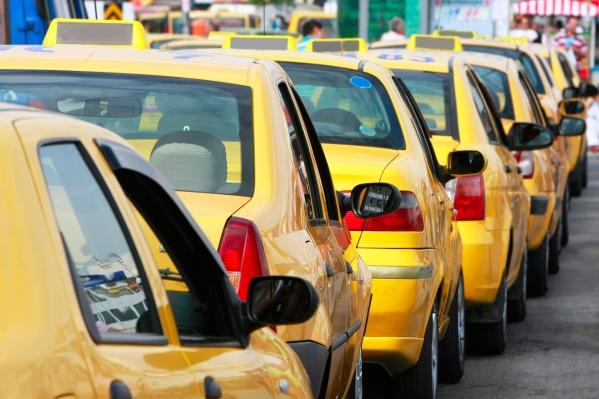 С помощью фейковых вызовов бойкотирующие пытаются парализовать работу служб такси