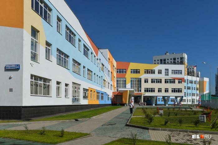 Компания достроила школу и сдала в срок