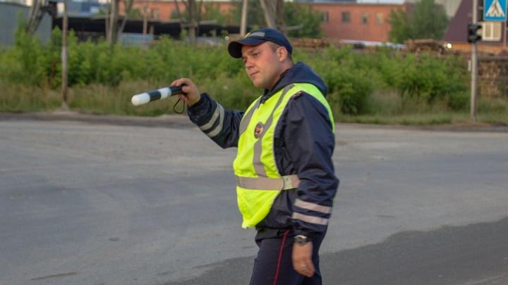 Автоинспекторов отправили ловить лихачей на федеральных трассах