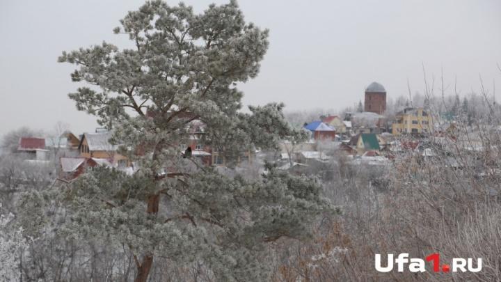 Прогноз на 20 декабря: в Башкирии лютуют морозы