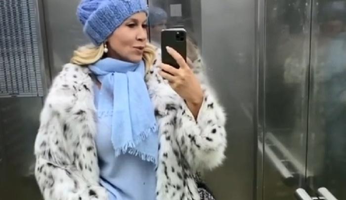 «Я вполне понимаю нищебродские негодования»: шуба Екатерины Одинцовойиз рыси наделала шума в Сети