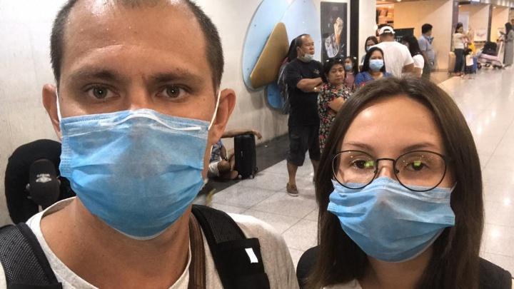 Авиакомпания нашла билеты для сибиряков, застрявших на Филиппинах из-за коронавируса